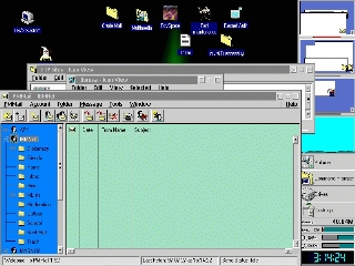 OS/2 screen shot